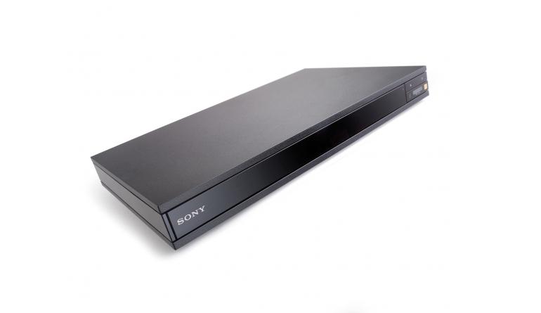 Blu-ray-Player Sony UBP-X1100 im Test, Bild 1