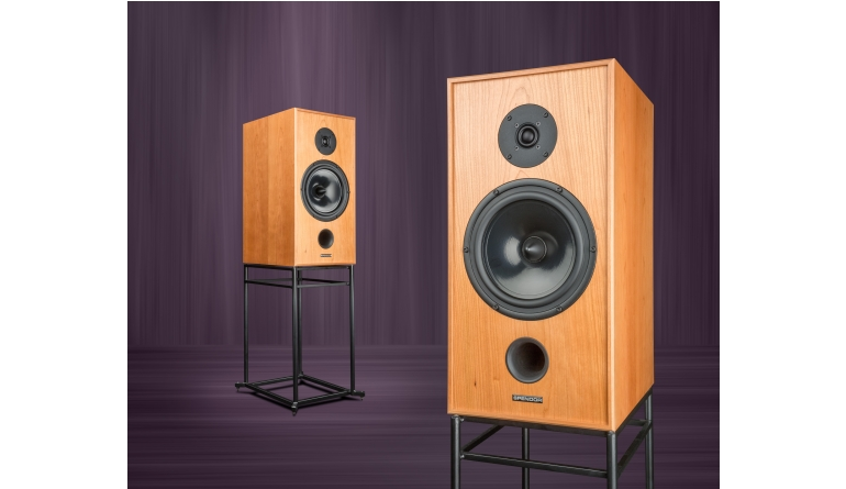 Lautsprecher Stereo Spendor Classic 2/3 im Test, Bild 1