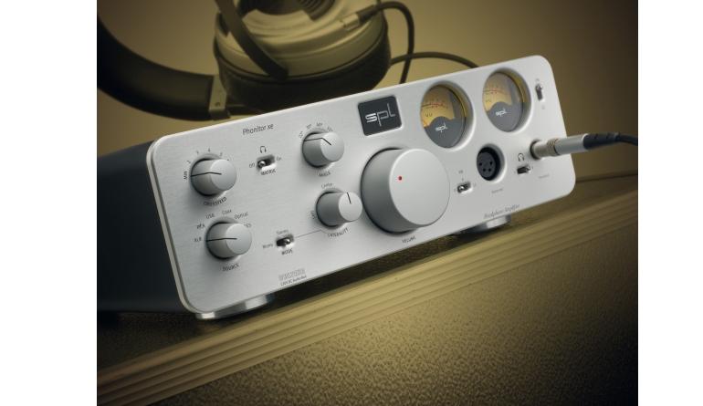 Kopfhörerverstärker SPL Phonitor xe mit DAC im Test, Bild 1