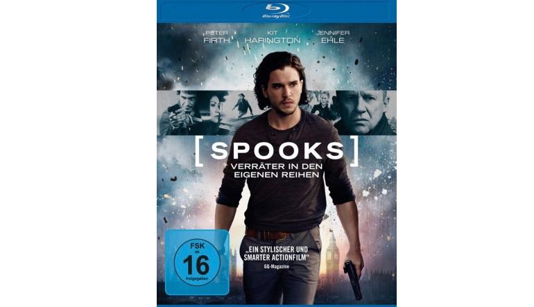 Blu-ray Film Spooks – Verräter in den eigenen Reihen (Universum) im Test, Bild 1