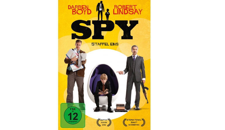 Blu-ray Film Spy – Staffel 1 (Studio Hamburg Enterprises) im Test, Bild 1