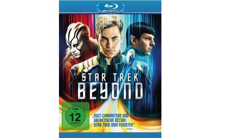 Blu-ray Film Star Trek Beyond (Universal) im Test, Bild 1