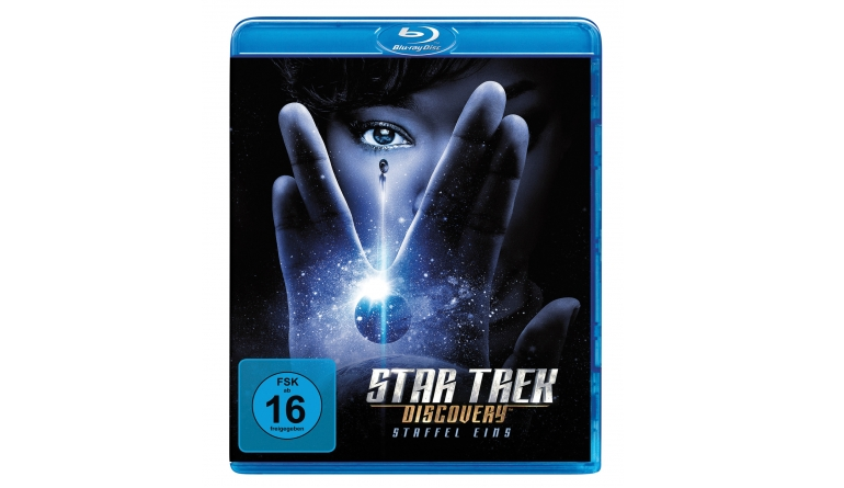 Blu-ray Film Star Trek: Discovery S1 (Paramount) im Test, Bild 1