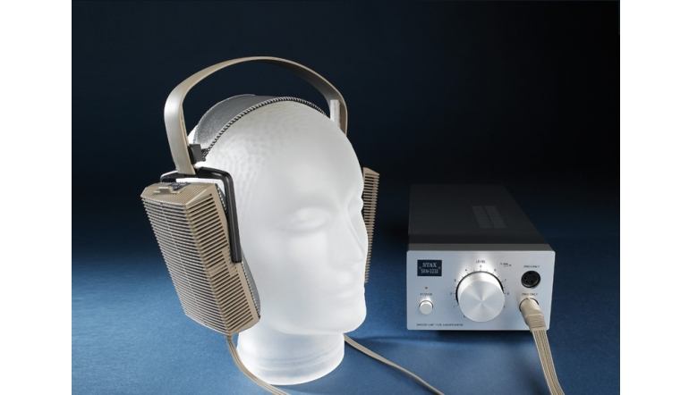 Kopfhörer Hifi Stax SRS-3050II im Test, Bild 1