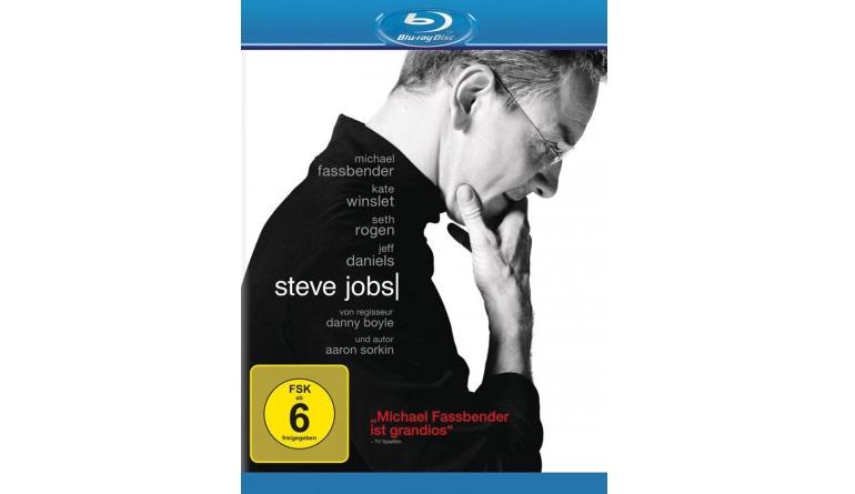 Blu-ray Film Steve Jobs (Universal) im Test, Bild 1