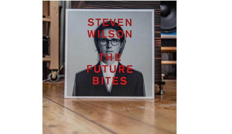 Schallplatte Steven Wilson – The Future Bites (Caroline) im Test, Bild 1