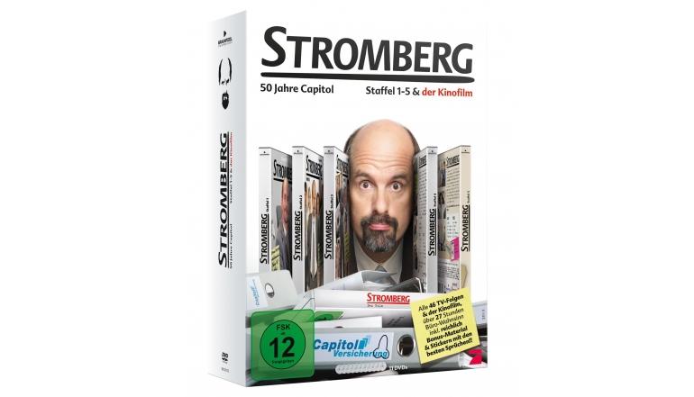 Blu-ray Film Stromberg – 50 Jahre Capitol (Staffel 1-5 & Der Film) (BRAINPOOL) im Test, Bild 1