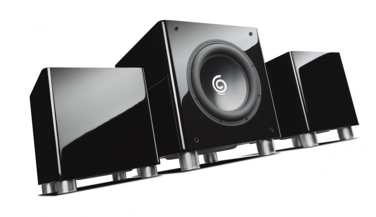 Test Subwoofer (Home) - , Sumiko S.0
