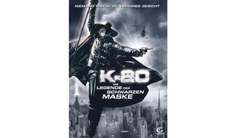 DVD Film Sunfilm K-20 - Die Legende der schwarzen Maske im Test, Bild 1