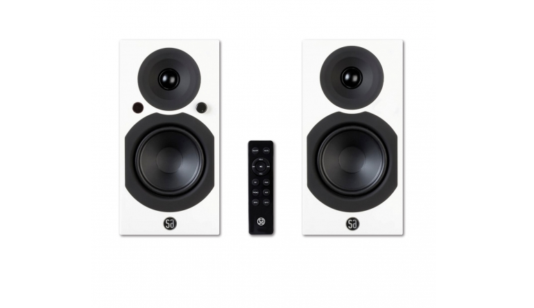 Aktivlautsprecher System Audio Saxo 7 active im Test, Bild 1