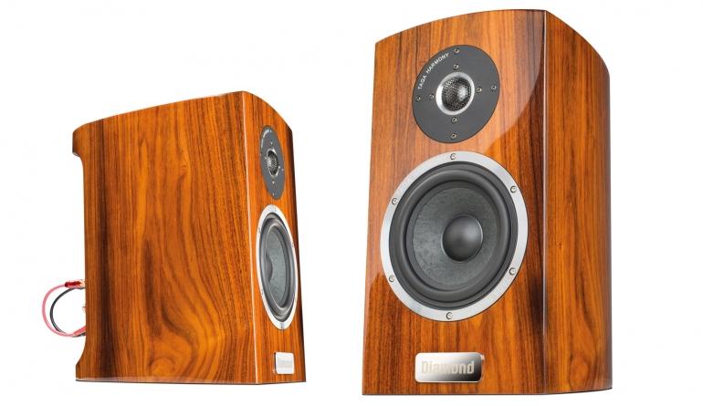 Lautsprecher Stereo Taga Diamond B-60 im Test, Bild 1
