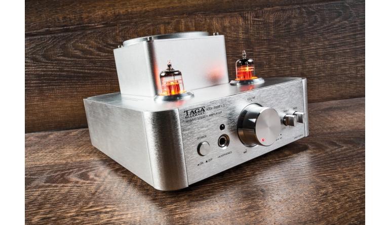 Vollverstärker Taga Harmony HTA-700B V.3 im Test, Bild 1