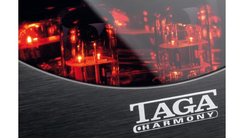 Vollverstärker Taga HTA-800 im Test, Bild 1