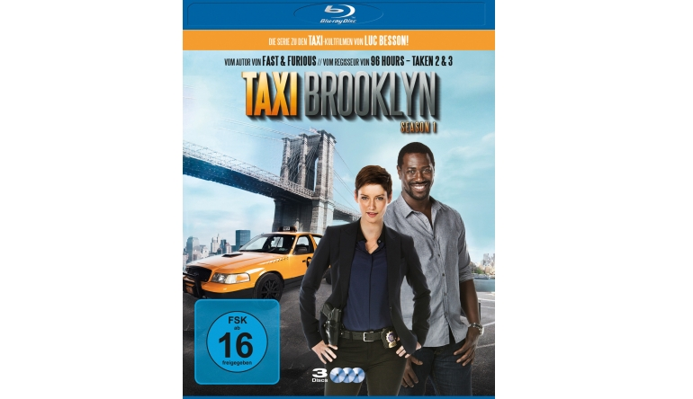 Blu-ray Film Taxi Brooklyn S1 (Universum) im Test, Bild 1