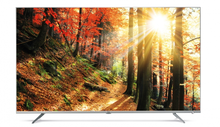 Fernseher TCL 55DC660 im Test, Bild 1