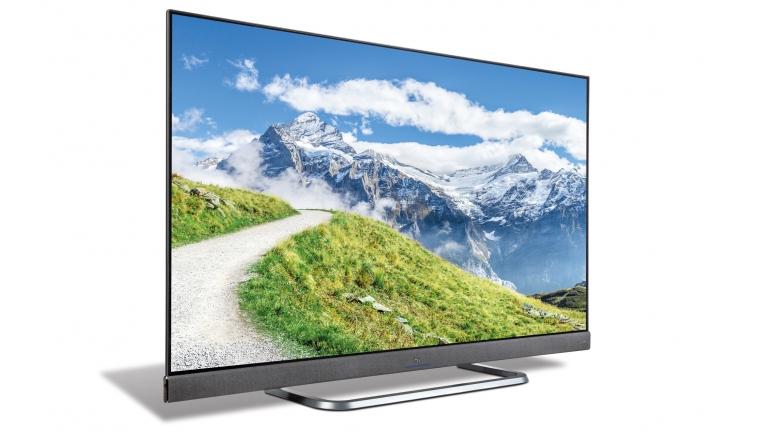 Fernseher TCL 55EC780 im Test, Bild 1