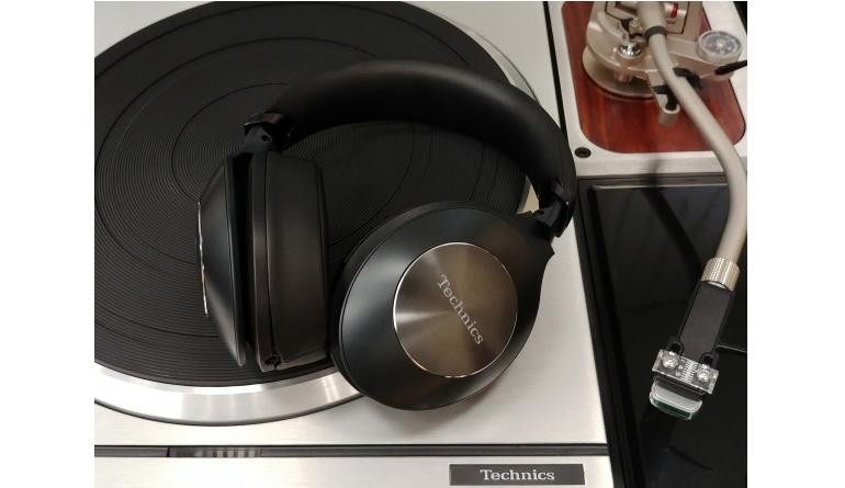 Kopfhörer Noise Cancelling Technics EAH-F70N im Test, Bild 1