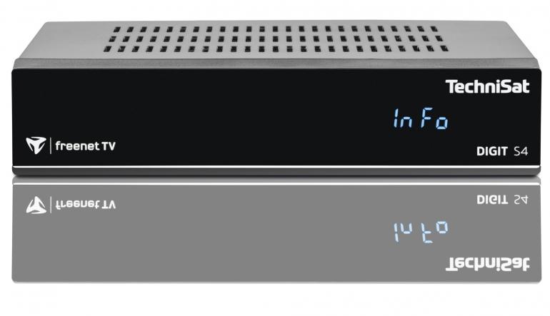 Sat Receiver ohne Festplatte Technisat Digit S4 Freenet TV im Test, Bild 1