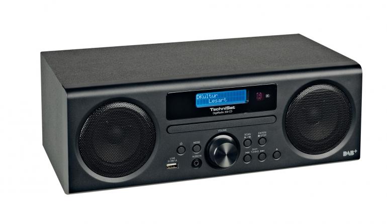 test dab radio technisat digitradio 350 cd sehr gut. Black Bedroom Furniture Sets. Home Design Ideas