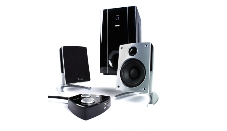 Lautsprecher Multimedia Teufel Concept C200 USB im Test, Bild 1