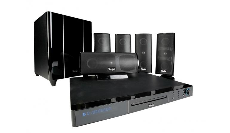 DVD-Anlagen Teufel Impaq 4000 im Test, Bild 1