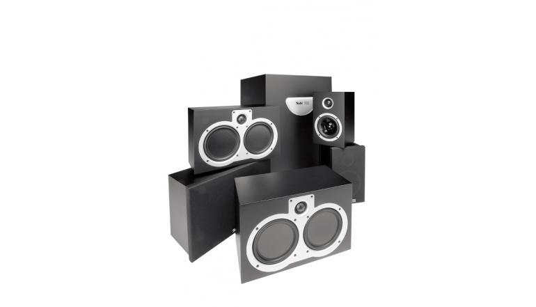 Lautsprecher Surround Teufel System 5 im Test, Bild 1
