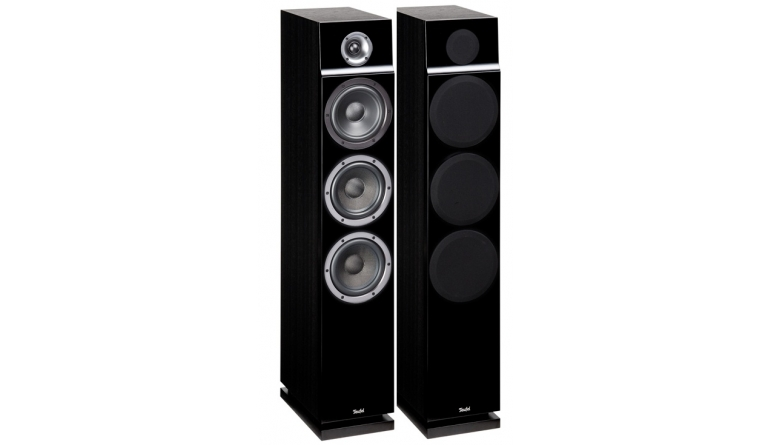 test lautsprecher stereo teufel t 500 mk2 sehr gut. Black Bedroom Furniture Sets. Home Design Ideas
