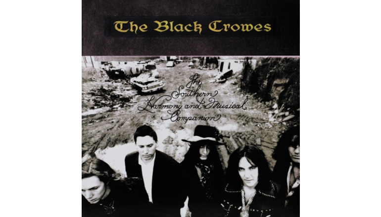 Schallplatte The Black Crowes – The Southern Harmony And Musical Companion (Plain Recordings) im Test, Bild 1