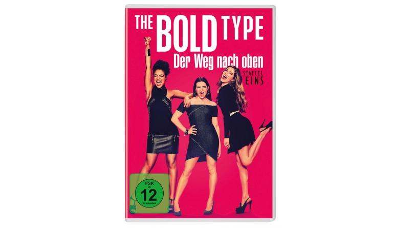 DVD Film The Bold Type S1 (Universal) im Test, Bild 1