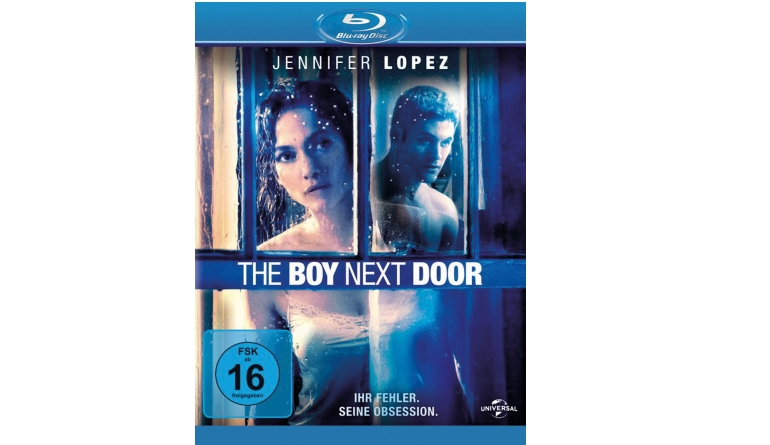 Blu-ray Film The Boy Next Door (Universum) im Test, Bild 1