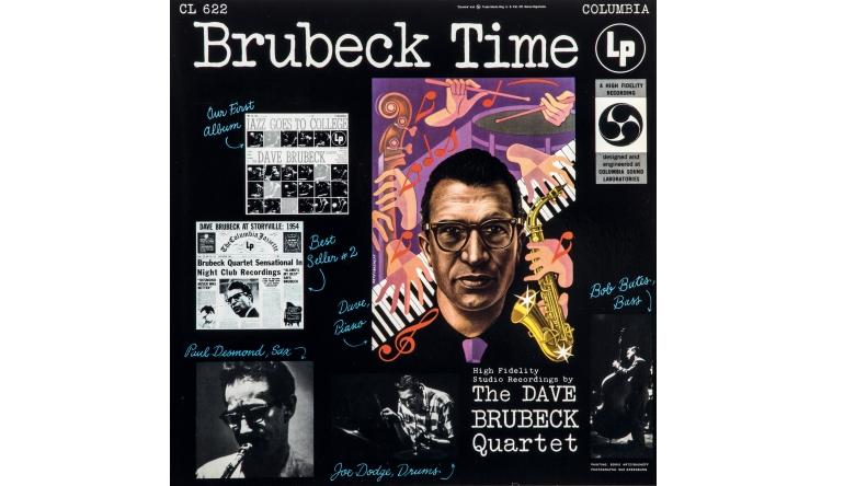 Schallplatte The Dave Brubeck Quartet feat. P. Desmond - Brubeck Time (Columbia / Speakers Corner) im Test, Bild 1