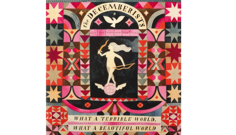 Schallplatte The Decemberists - What a Terrible World, What a Beautiful World (Capitol Records) im Test, Bild 1