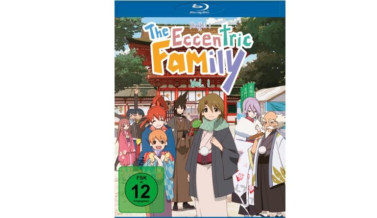 Blu-ray Film The Eccentric Family S1 (Universum) im Test, Bild 1
