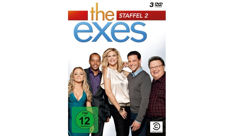 Blu-ray Film The Exes 2 (Edel Germany) im Test, Bild 1
