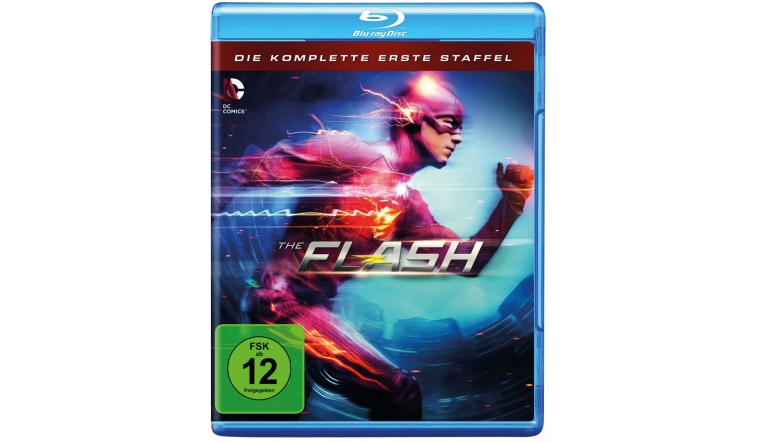 Blu-ray Film The Flash S1 (Warner Bros) im Test, Bild 1