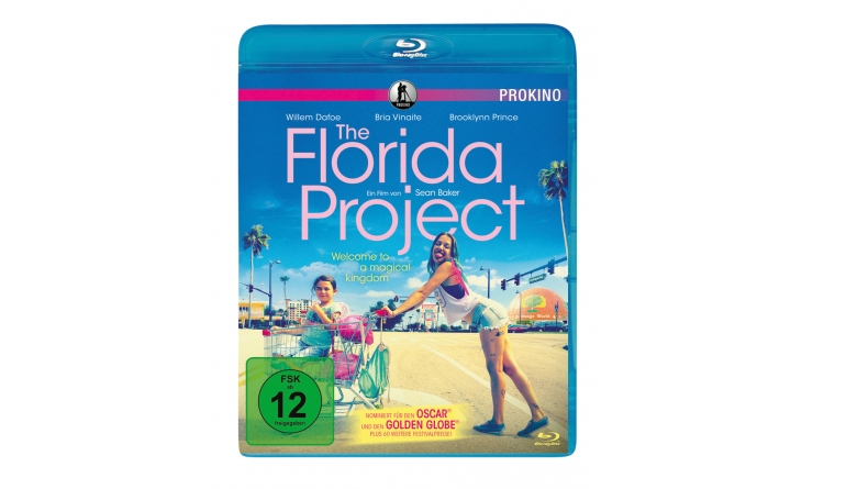 Blu-ray Film The Florida Project (Prokino) im Test, Bild 1