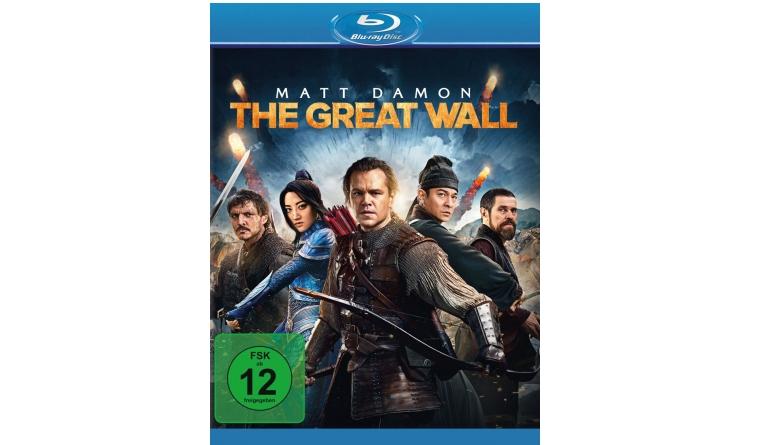 Blu-ray Film The Great Wall (Universal) im Test, Bild 1