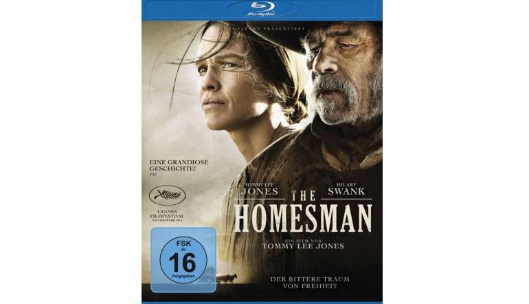 Blu-ray Film The Homesman (Universum) im Test, Bild 1