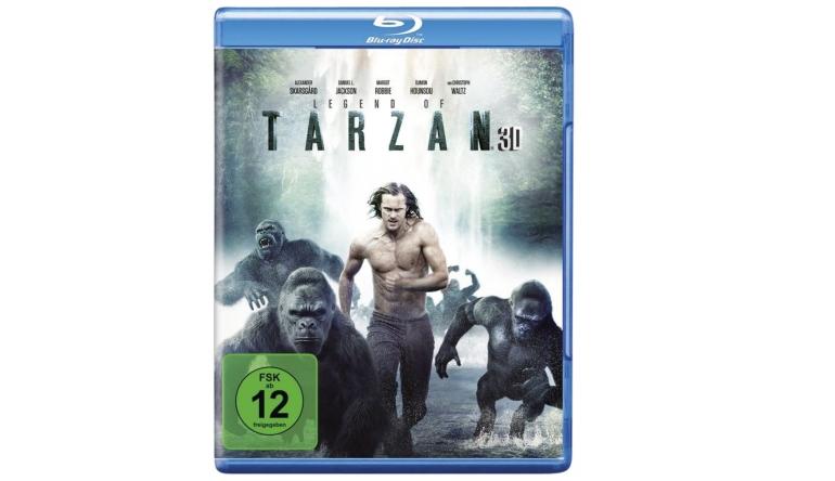 Blu-ray Film The Legend of Tarzan (Warner Bros.) im Test, Bild 1