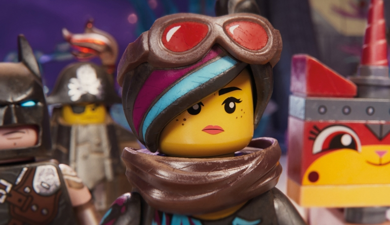 Blu-ray Film The Lego Movie 2The Lego Movie 2 (Warner Bros.) im Test, Bild 1