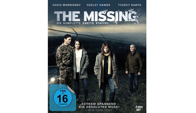Blu-ray Film The Missing S2  (Pandastorm) im Test, Bild 1
