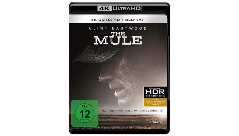 Blu-ray Film The Mule (Warner Bros.) im Test, Bild 1