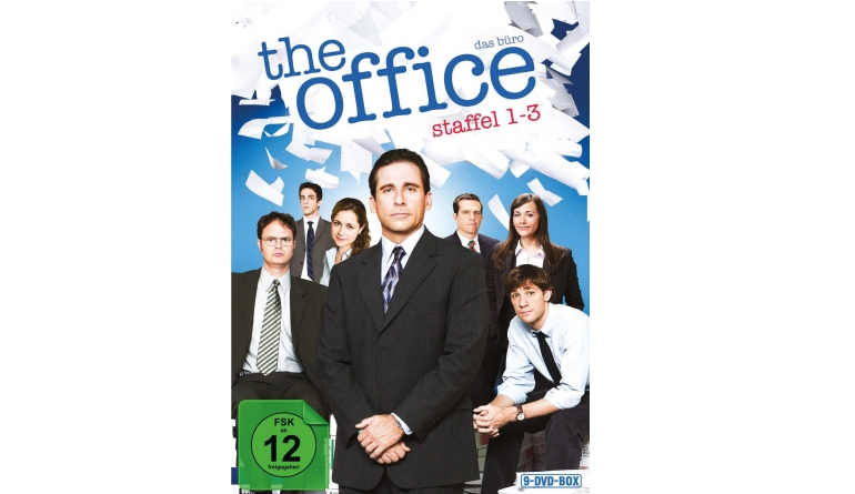 Blu-ray Film The Office S1-3 (Turbine Medien) im Test, Bild 1