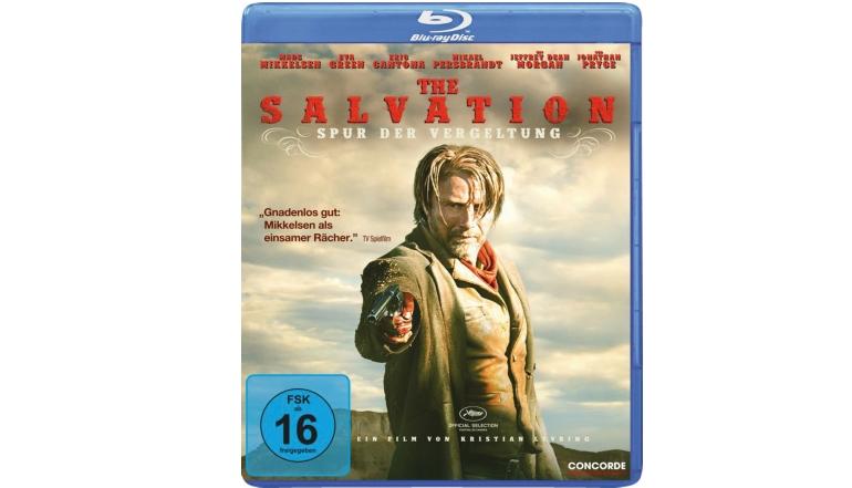 Blu-ray Film The Salvation – Spur der Vergeltung (Concorde) im Test, Bild 1