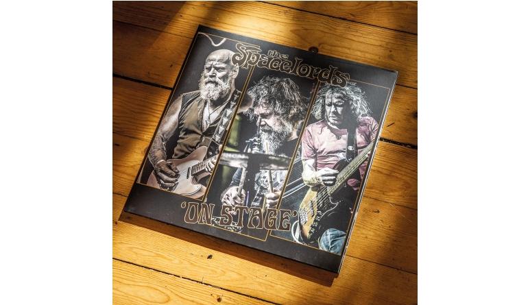 Schallplatte The Spacelords – On Stage (Tonzonen Records) im Test, Bild 1