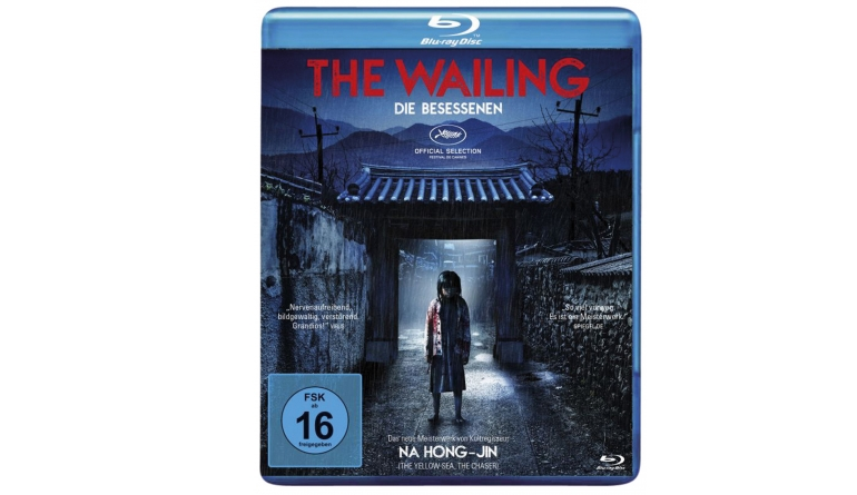 Blu-ray Film The Wailing – Die Besessenen (Pierrot Le Fou) im Test, Bild 1