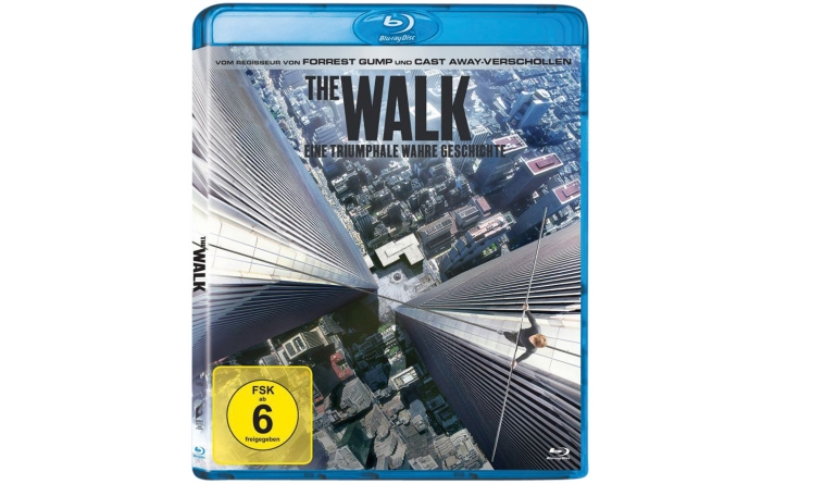 Blu-ray Film The Walk (Sony) im Test, Bild 1