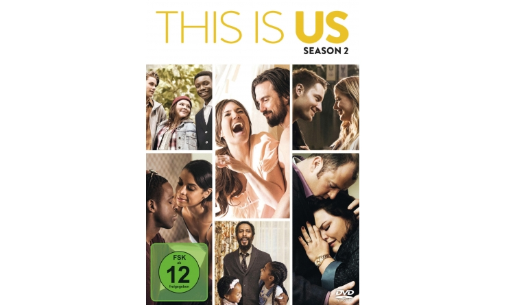 Blu-ray Film This Is Us S2 (20th Century Fox) im Test, Bild 1