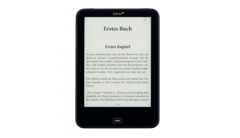 E-Book Reader Tolino vision 2 im Test, Bild 1