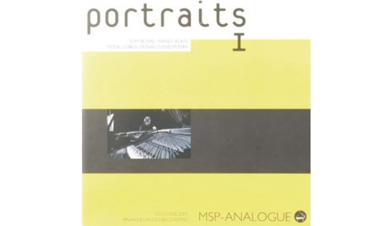 Schallplatte Tom Peters – Portraits I (Tom Peters {Piano} plays Monk, Corea, Monaco and Peters) (MSP-Analogue) im Test, Bild 1